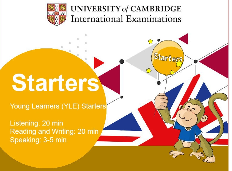 Young Learners (YLE) Starters (2)